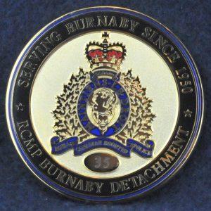 RCMP Burnaby Detachment new