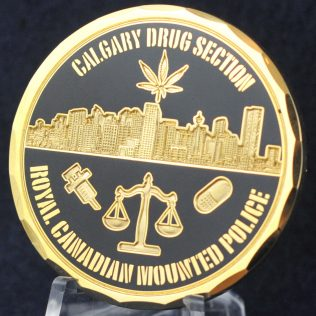 RCMP K Division Calgary Drug Section