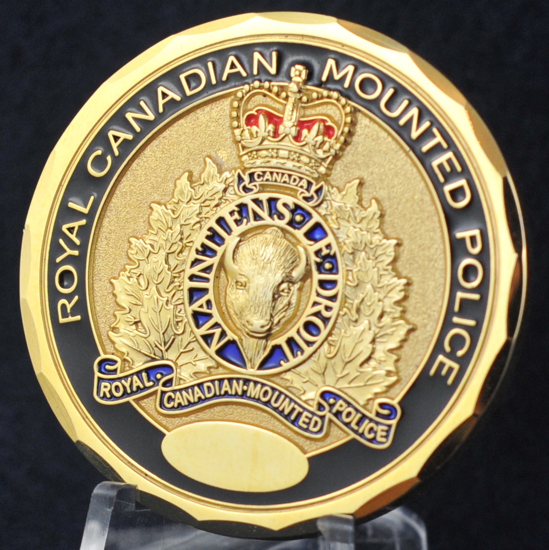 Rcmp Calgary Drug Section Challengecoins Ca
