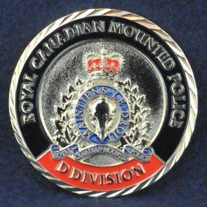RCMP D Division Criminal Operations 2