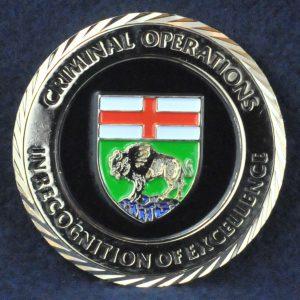 RCMP D Division Criminal Operations