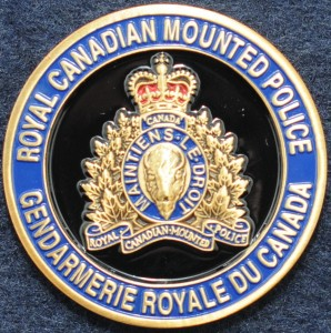 RCMP Depot Bronze