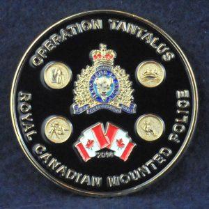 RCMP Emergency Response Team Lower Mainland District Operation Tantalus 2