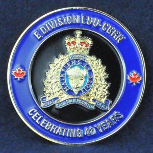 RCMP Explosives Disposal Unit 1975-2015 2
