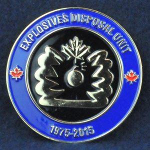 RCMP Explosives Disposal Unit 1975-2015