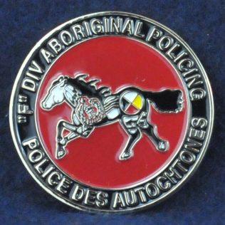 RCMP F Division Aboriginal Policing