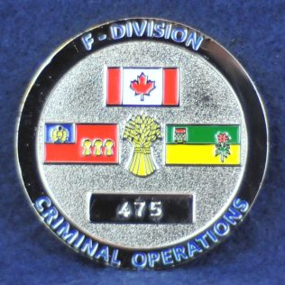 RCMP F Division Criminal Operations