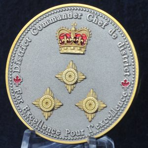 RCMP Lower Mainland District Commander