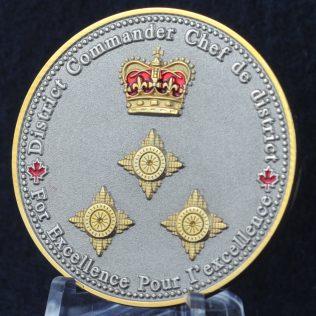 RCMP E Division Lower Mainland District Commander