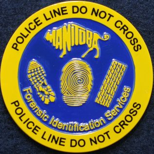 RCMP Manitoba Forensic Identification Services (New)