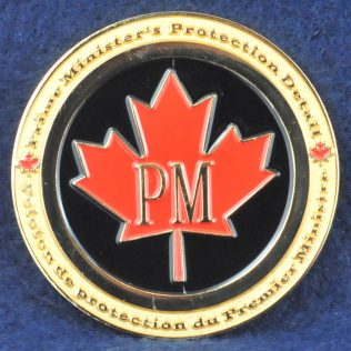RCMP Prime Minister's Protection Detail