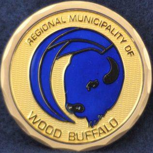 RCMP Regional Municipality of Wood Buffalo