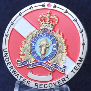 RCMP Underwater Recovery Team
