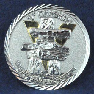 RCMP V Division Serving Nunavut Territory