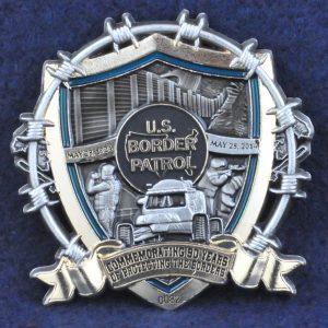 US Border Patrol Commemorating 90 years 2