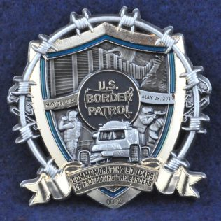 US Border Patrol Commemorating 90 years