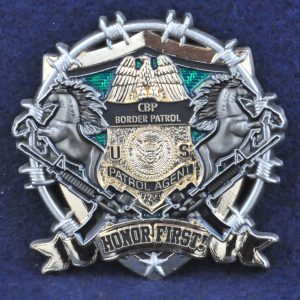 US Border Patrol Commemorating 90 years