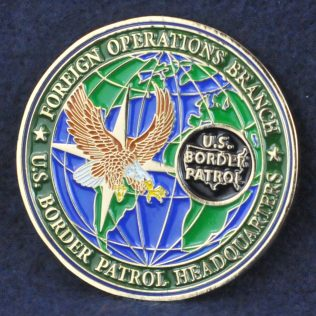 US Border Patrol Foreign Operations Branch