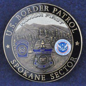 US Border Patrol Spokane Sector