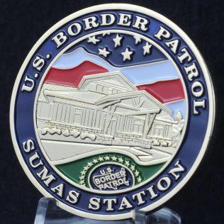 US Border Patrol Sumas Station