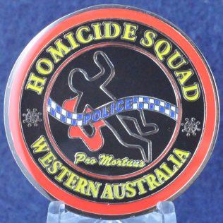 Western Australia Homicide Squad