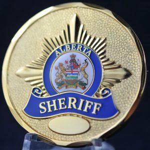 Alberta Sheriff