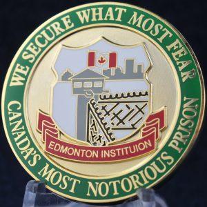 CSC Edmonton Institution
