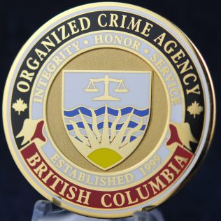 Organized Crime Agency British Columbia