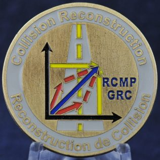 RCMP E Division Collision Reconstruction