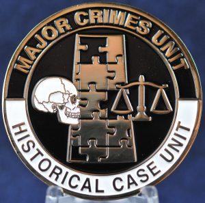 RCMP F Division Major Crimes Unit Historical Case Unit 2