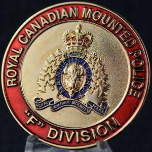 RCMP F Division Major Crimes Unit Historical Case Unit