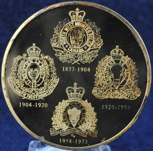 RCMP Formation of the Northwest Mounted Police Force 1873 2