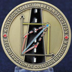 RCMP K Division Collision Reconstruction