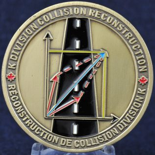 RCMP K Division Collision Reconstruction