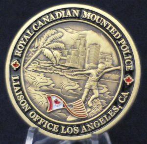 RCMP Liaison Office Los Angeles