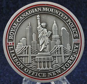 RCMP Liaison Office New York 2