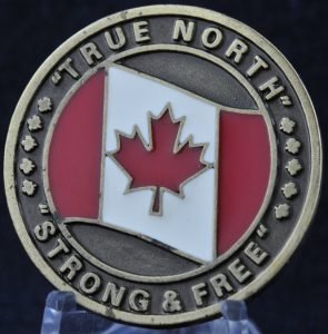 RCMP Mosaic True North