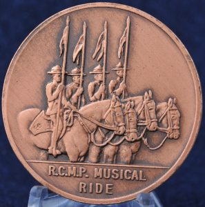 RCMP Musical Ride 1874-1974