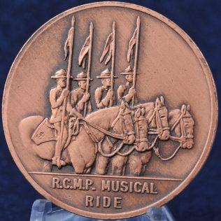 RCMP Musical Ride 1874-1974