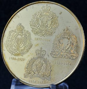RCMP North West Mounted Police Act 1873 2