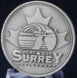 RCMP Surrey Detachment