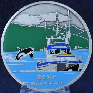 RCMP E Division West Coast Marine Service