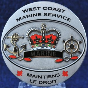 RCMP West Coast Marine Service