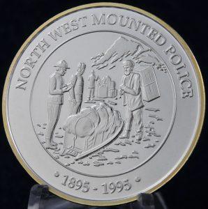RCMP Yukon Territory 1895-1995