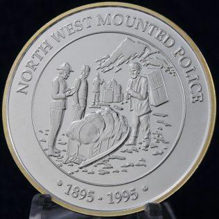 RCMP M Division Yukon Territory 1895-1995