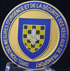 Surete du Quebec Mesure d'urgence autoroutier 2