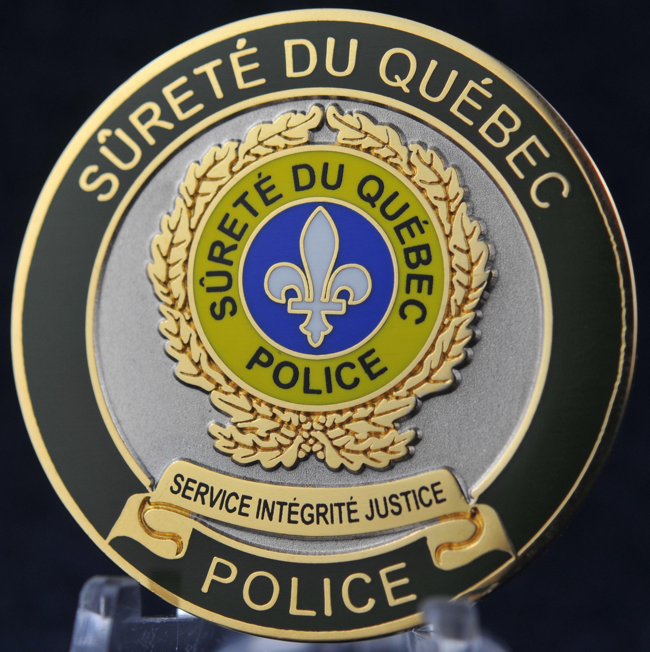 Surete Du Quebec Mesure D Urgence Autoroutier