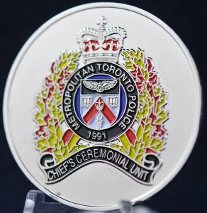 Toronto Police Chief's Ceremonial Unit 2