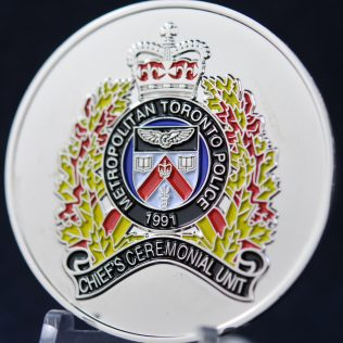 Toronto Police Chief's Ceremonial Unit