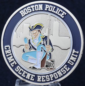 US Boston Police Crime Scene Response Unit 2